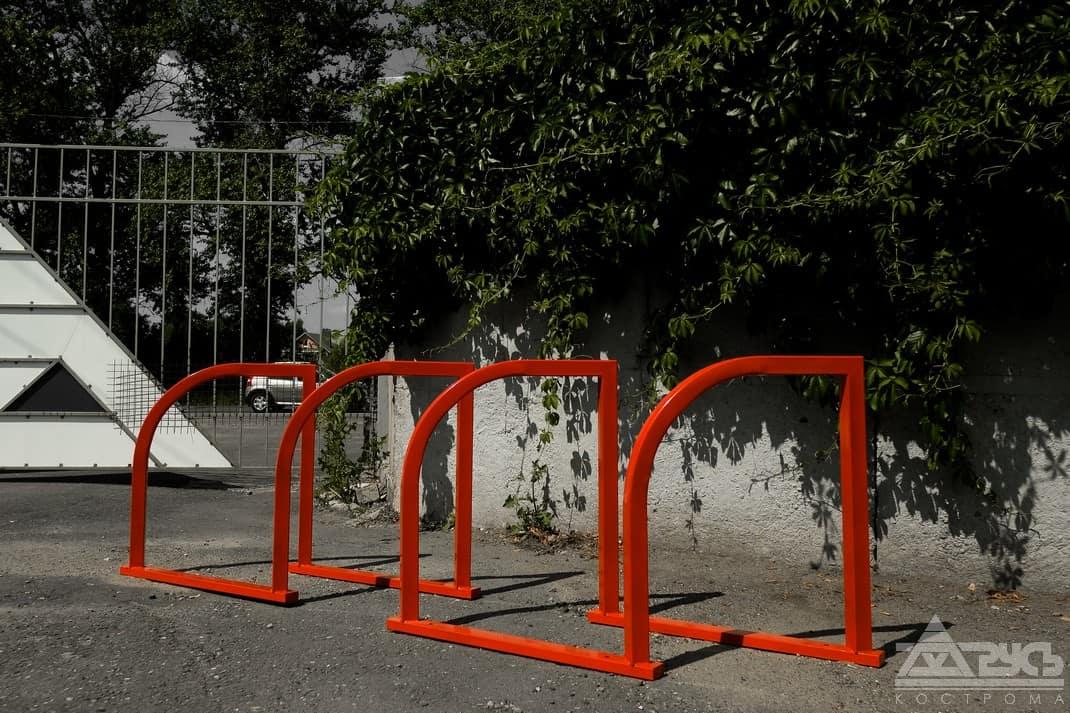 велопарковка двух местная